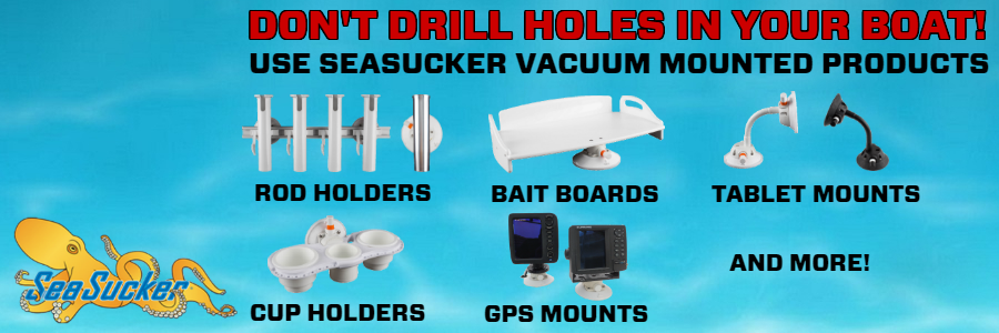 Don't Drill Holes in Your Boat Campaign