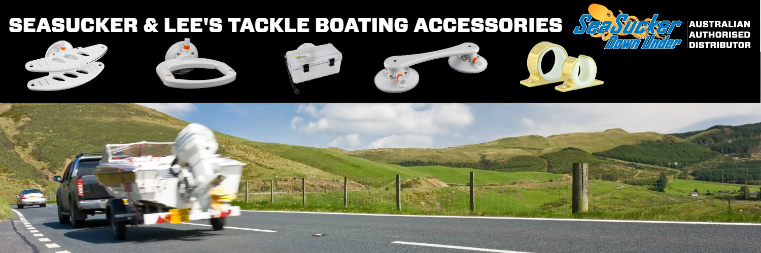 SeaSucker & Lee's Tackle boating Accessories